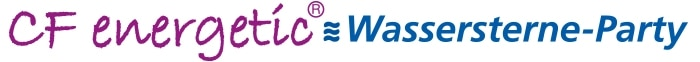 CF energetic® Wassersterne Party